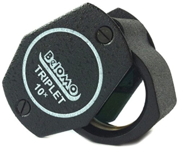 BelOMO 10x Triplet Loupe Folding Magnifier by BelOMO - 2